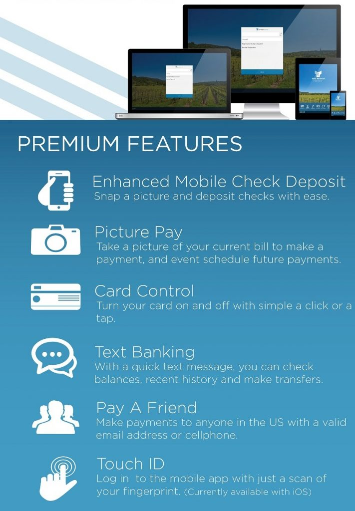4 Things to Know About the New Mobile App - Yolo Federal Credit Union